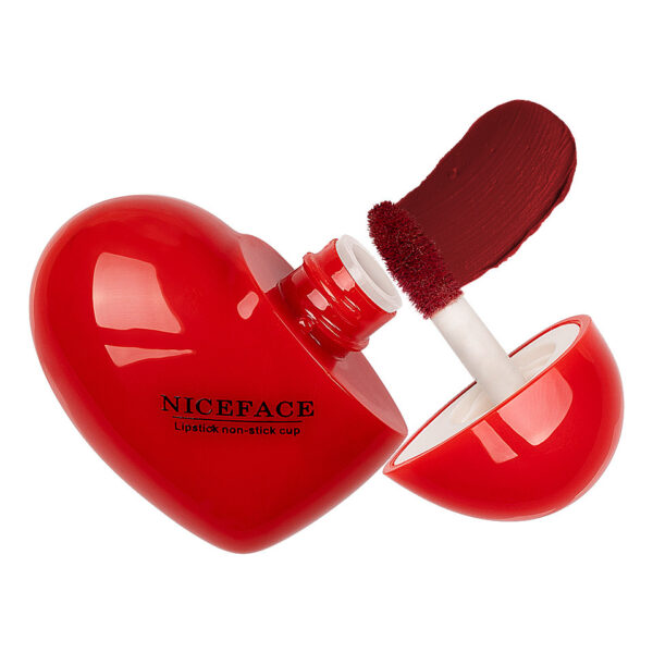 Ruj Lichid Mat Niceface Heart to Lips #10