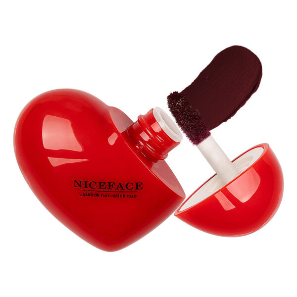Ruj Lichid Mat Niceface Heart to Lips #09